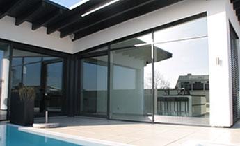 Moderne Fenster von Fenestra in Emmerich